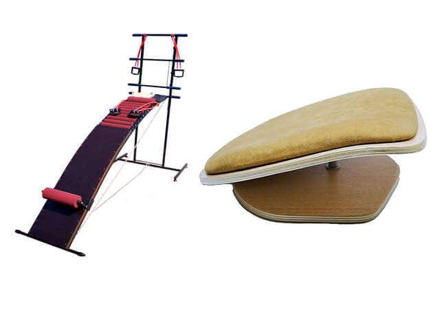 Тренажеры для позвоночника и мышц спины