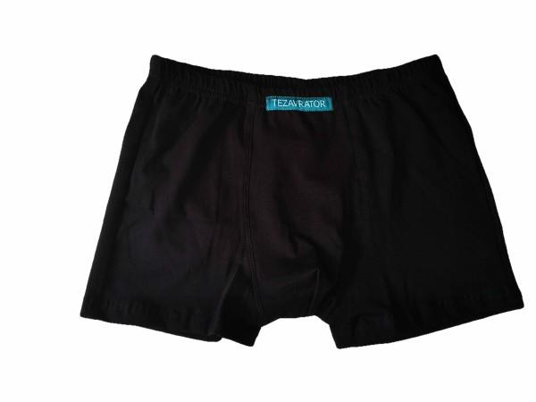 Трусы-шорты мужские Tezavrator МШ 950101 56 черные