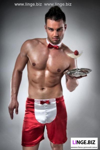 Комплект мужской эротический официант Passion 019 купить в Киеве в Киеве
