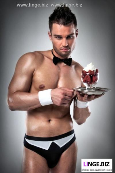 Комплект мужской эротический официант Passion 020 купить в Днепре в Киеве