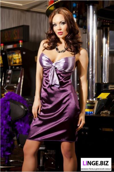 Женское эротическое платье Bassaya Kate purple купить в Киеве в {in_siti}